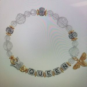 FREE FREE FREE new Avon queen Bee bracelet